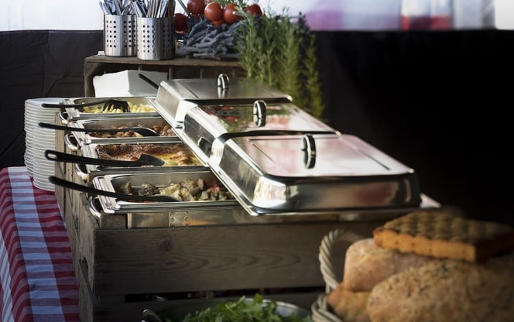 Barbecue buffet van Walter Smoked! - All-inclusive buffet